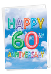 C5651HMA - Inflated Messages - 60: Printed Card