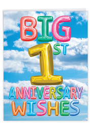 J5651AMA - Inflated Messages - 1: Big Greeting Card