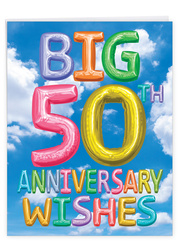 J5651GMA - Inflated Messages - 50: Big Greeting Card