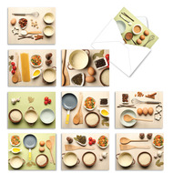 AM1733OC - Culinary Cards: Mini Mixed Set of Cards