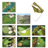 AM6458OC - Golf Cards: Mini Mixed Set of Cards