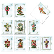 AM6466OC - Cross Cards: Mini Mixed Set of Cards