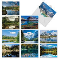 M1728 - Reflections: Assorted Set of 10 Cards