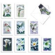 AM6598SM - Blooming Memories: Mini Mixed Set of Cards