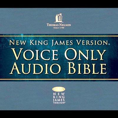 NKJV Audio Bible Download, Voice only for MP3 & iPod