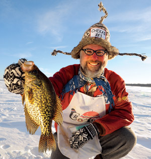 Chekai Matan, Fishing Pro