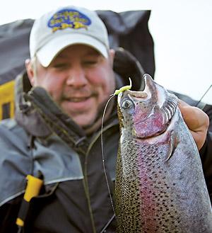 JP Bushy, fishing pro