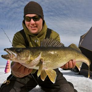LOREN KEIZER, fishing Pro