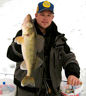 Luke Haugland, Fishing Pro