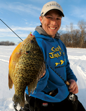 Nick Smyers, Fishing Pro