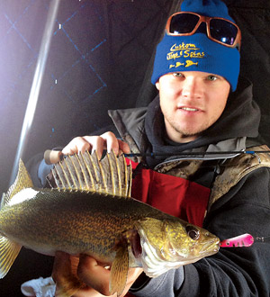 Reed Ylitalo, Fishing Pro