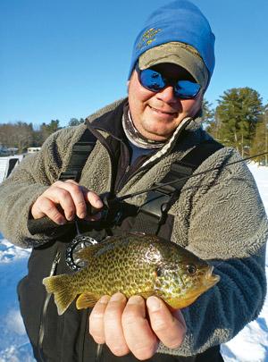 Russ Maddin, Fishing Pro