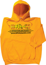B-Fish-N Tackle Badger Hooded Sweatshirt