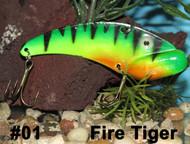 Fire Tiger - #01