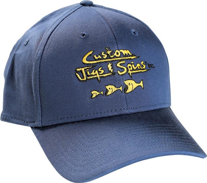 Custom Jigs   Spins New Era Wool Structured Ball Cap - Custom Jigs   Spins 798fe9e77a18