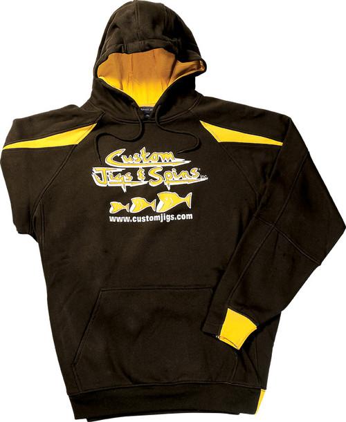 Custom Jigs & Spins Sport-Tek Hooded Sweatshirt