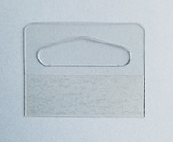 C-61 Slot Hang Tab - 20 / sheet - 500 / pack - Small Quantity
