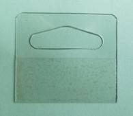 C-75 Slot Hang Tab - 24 / sheet  - 500 / pack - Small Quantity