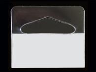 2-01 Slot Hang Tab - loose piece - 500 / pack - Small Quantity