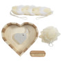 Beautiful heart-shaped basket - making it the perfect gift for your loved one