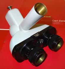 Zeiss  Microscope Trinocular Body