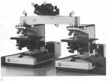 Leica Vergleichstubus Comparision Microscope  Brochure