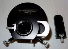 Olympus IMT-2 Inverted Microscope DIC Condenser