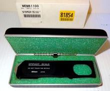 Nikon Epiphot 300/200 Microscope Micrometer Reticle