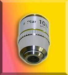 Nikon Plan Achromat LDW 10X Microscope Objective 160mm