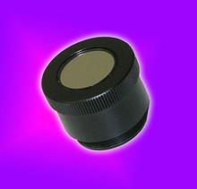 Nikon Inverted Microscope Fluorescent Lamp Centering Target