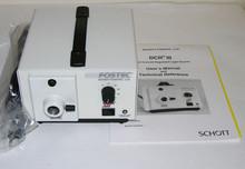 Schott Fostec DCR-III Light Source