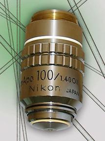 Nikon CFN Plan APO 100X Oil Microscope Objective