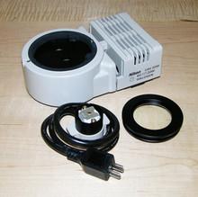 Nikon SMZ 10A Stereo Microscope Coaxial Illuminator