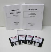 Imascan Microscope Video Camera Software