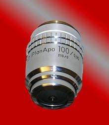 Nikon 100X BD Plan APO Microscope Objective