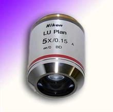 Nikon CFI LU Plan BD 5x Industrial Objective