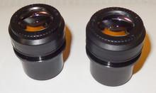 Nikon C 20X SMZ Stereo Microscope Eyepiece- Paired