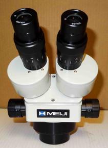 EMZ-5 (0.7x - 4.5x) Binocular Stereo Microscope with 10X Eyepieces
