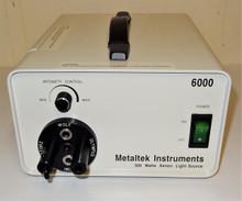 Metaltek 6000 300 watt Surgical Fiber Optic Illuminator