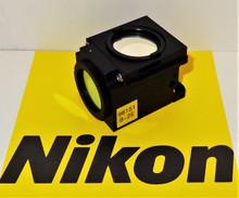 Nikon B-2E Fluorescent Microscope Filter Cube E400/ 600, TE200/300