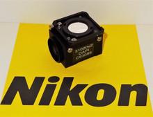 Nikon Chroma DAPI Fluorescent Microscope Filter Cube for Labophot Optiphot