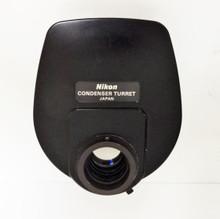 Nikon Diaphot 200/300 ELD Inverted Microscope Phase Condenser