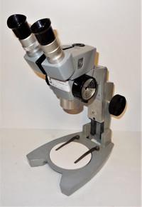 American Optical Cycloptic Stereo Microscope
