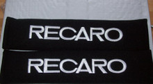 RECARO Seat Belt Shoulder Pads Cushions
