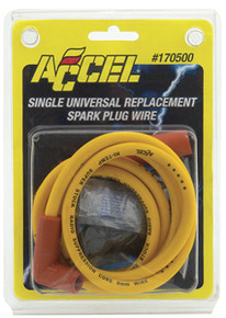 ACCEL 8MM SUPER STOCK REPLACEMENT IGNITION WIRE KIT #170500