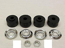 Club Car Shock Bushing Kit (82+) DS/Precedent Golf Cart   Two Front/Rear Studs