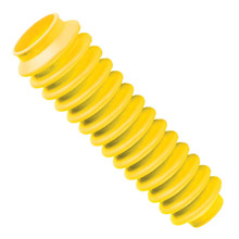 E-Z-GO 70509G01 Shock Boots, Pair, Yellow