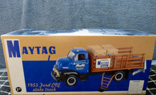 Maytag 1953 Ford COE Stake Truck 1:34 Scale Diecast