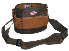 BucketBoss 06087 GateMouth SideKick, 17-Pocket