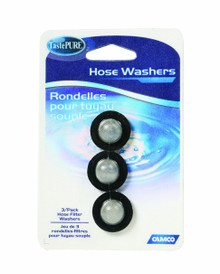 "Camco 20183 1"" Hose Filter Washer - Pack of 3"